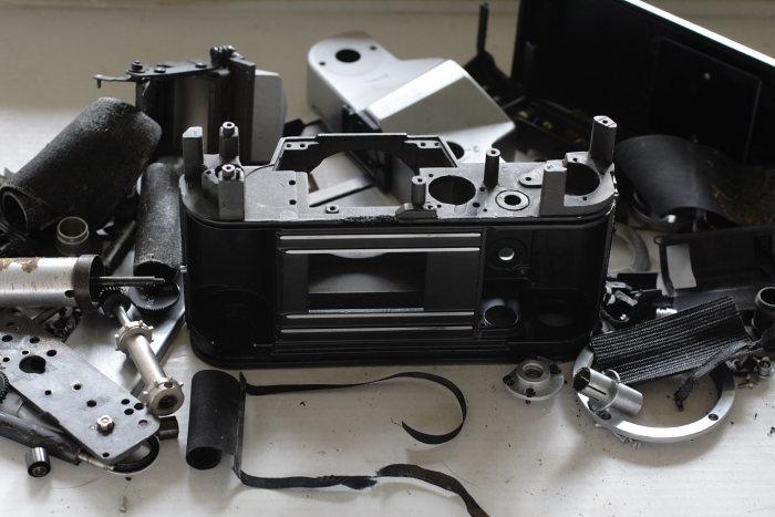olympus om 1 repair manual