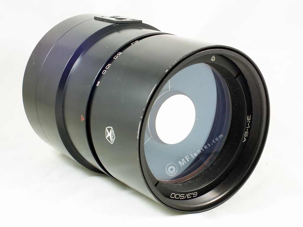3m6a 500mm F6 3 Russian Mirror Lens