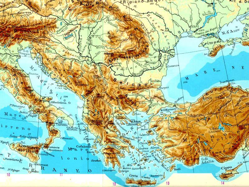 Cartina Fisica Europa Orientale.Legionaries And Dacians Zs Planar 1 4 50
