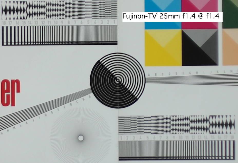 Fujinon-TV 25mm F1 4 lens on Olympus EPL-1
