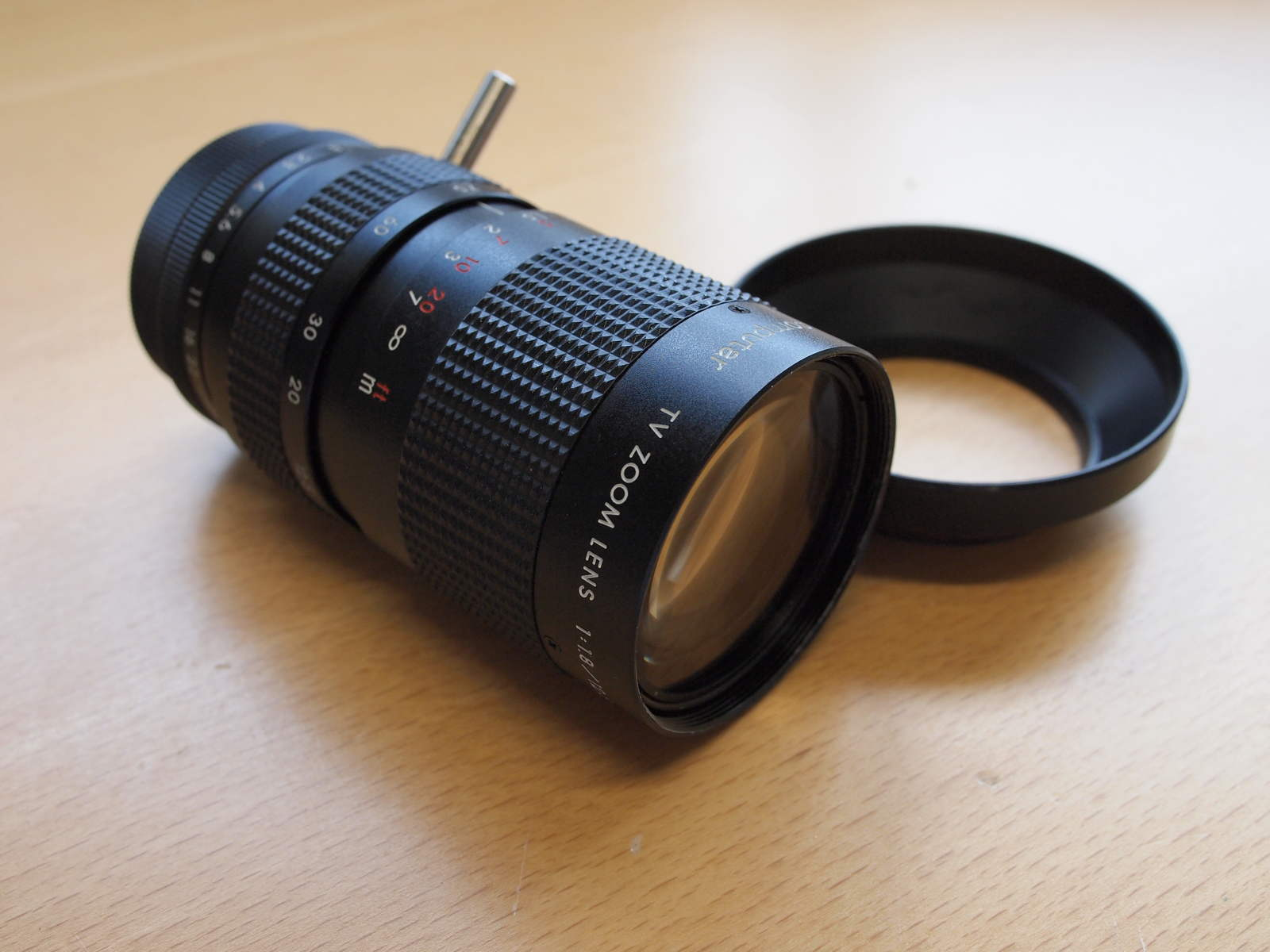 Sony TV Zoom f/2 16-64mm