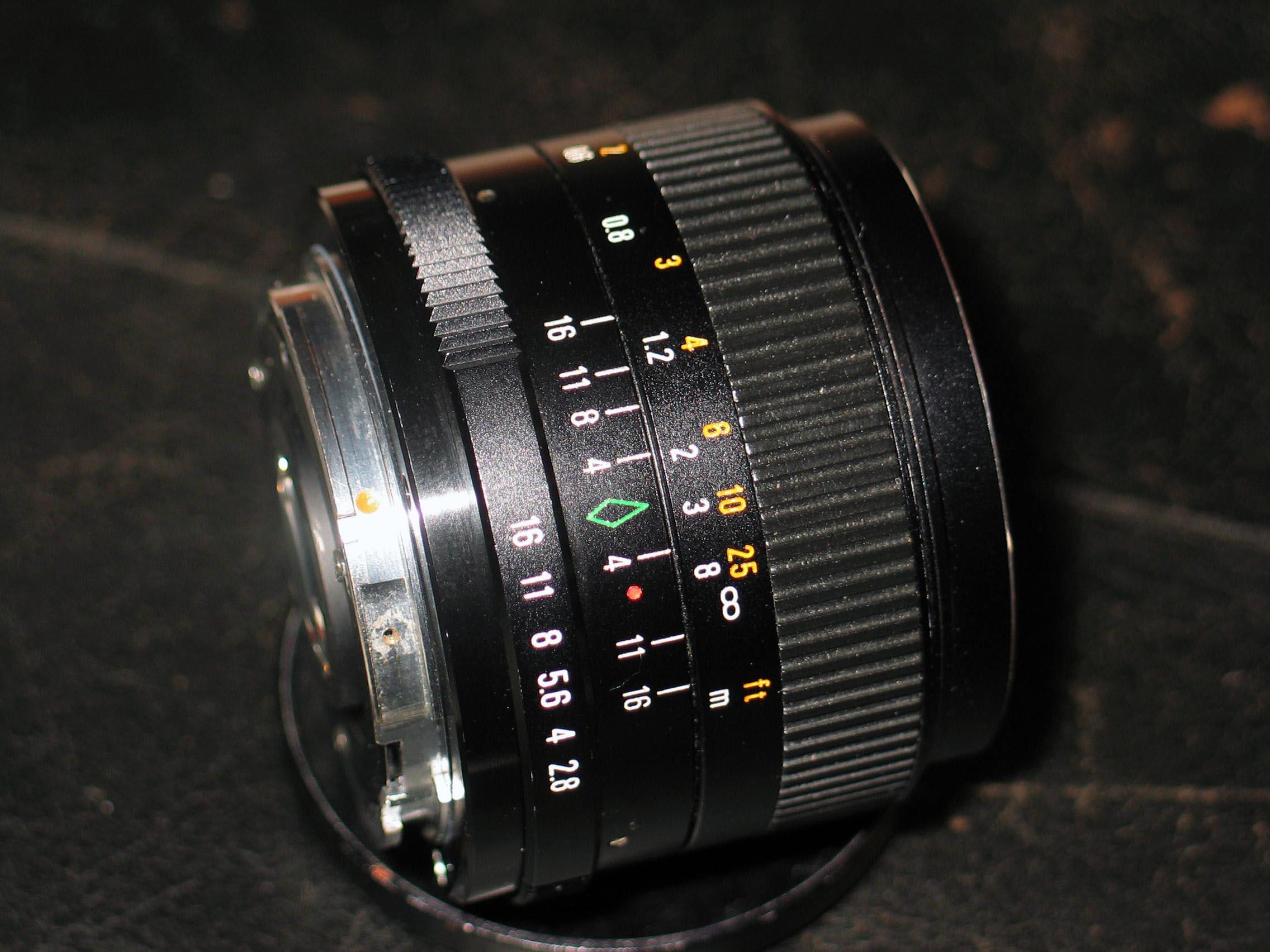 Super Paragon ( Cimko ) 28mm f2 8