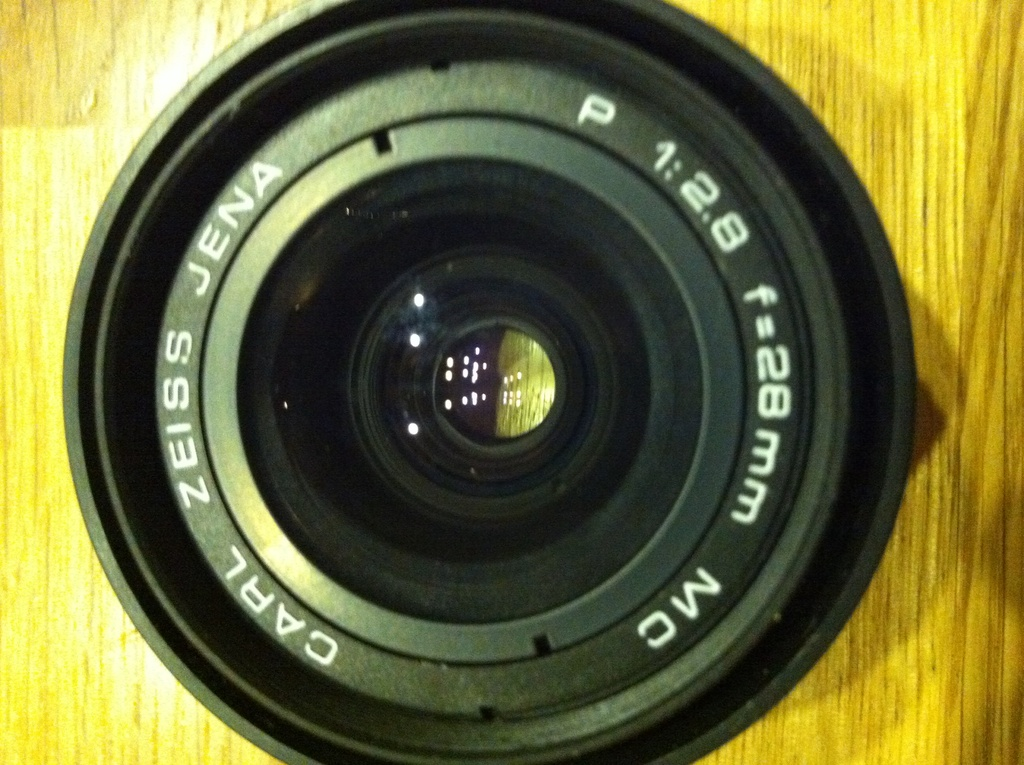 Carl Zeiss Jena P 28mm f2 8 MC info please