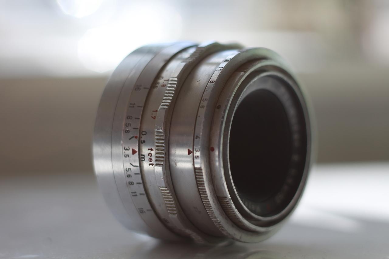78f9cf2aad2f Meyer-optik Görlitz Primotar 3.5  50mm V