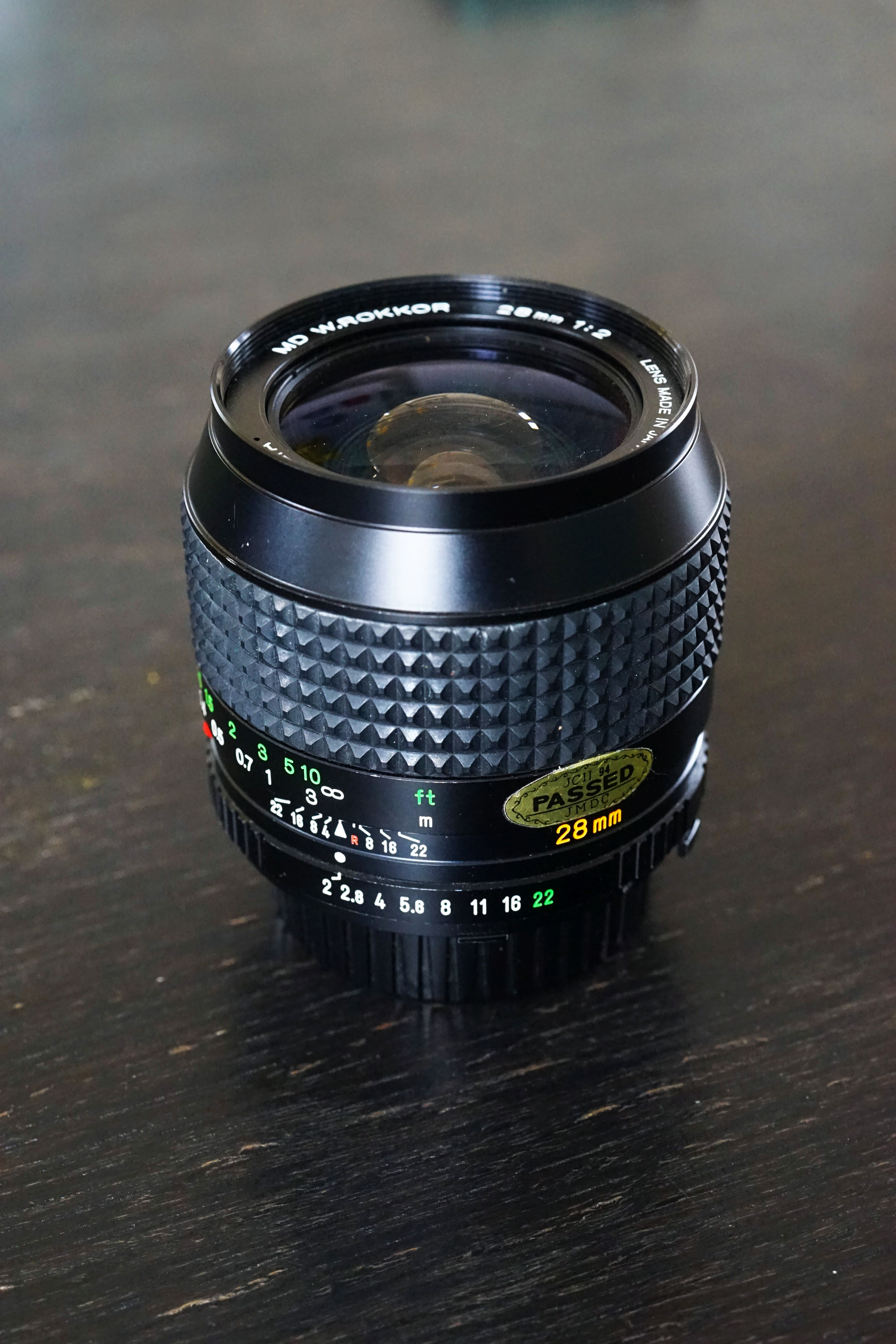 Rokkor 28mm lenses  Which is best?