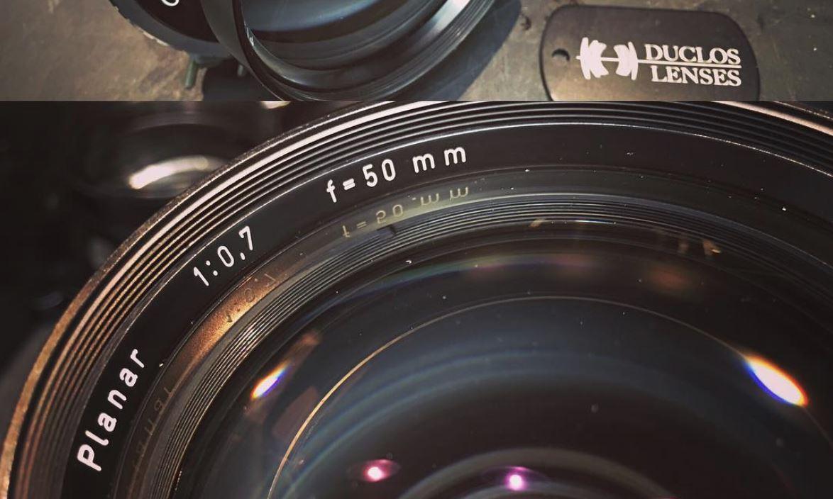 Carl Zeiss Planar 50mm f/0 7